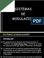 Sistemas de Modulacion