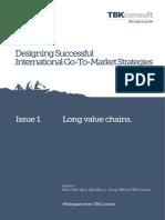 Designing Successful Go to Market Srategies