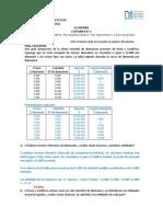Prueba economía - 2012