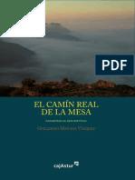 El Camín Real de La Mesa - Panorámicas Descriptivas