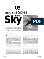 Prologue - Winter 2009 - Ike and His Spies in the Sky