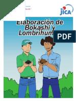 Elaboracion de Bokashi y Lombrihumus
