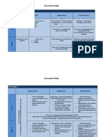 computing curriculum map 2014