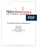 Adminology White Paper