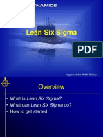 1-8 Lean Six Sigma Training