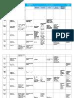 calendario de stage