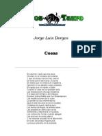 Borges, Jorge Luis - El Oro de Los Tigres (Algunos Poemas)