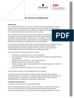Example Personal Career Plan 04