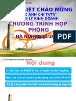 Chương Trình Hop Va Huan Luyen Sau Ban Hang