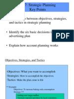 Ch. 7 Strategic Planning