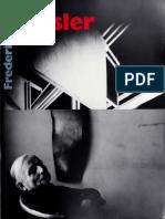 Frederick Kiesler- Catalogue