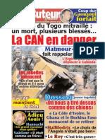LE BUTEUR PDF du 09/01/2010