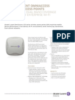 OA 103 Series Access Points Datasheet En