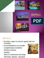 hospitality managment-hospitality career oppertunity project