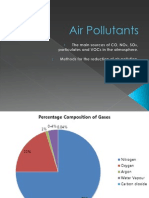 Air Pollutants - Chem