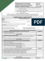 Gestion en Salud Ocupacional Para Contratistas