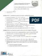 Mate.info.Ro.3109 ICHB - Simulare - Evaluarea Nationala 2015 - Matematica