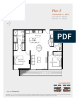 Aperture Vancouver Presale Condo Floor Plan E Mike Stewart