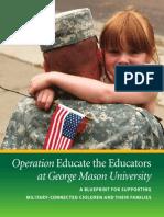 GMU CEHD OperationEducate