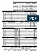 Format Intrument Profil Pendidik Dan Tenaga Kependidikan Formal