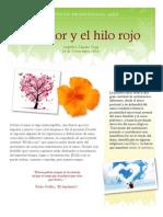 AMOR Y EL HILO ROJO