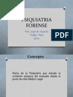 Psiquiatria forense