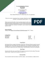 UT Dallas Syllabus for bps6320.501 06s taught by Marilyn Kaplan (mkaplan)