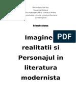 Modernismul Presupune Doua Trasaturi Principale