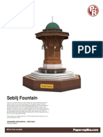 Sebilj Fountain