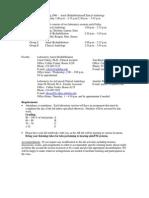 UT Dallas Syllabus for aud6v20.001 06s taught by Tara Reed (tdr041000)