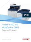 Xerox Work Centre 6600-6605 Service Manual