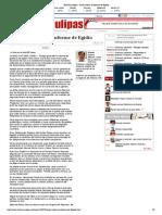 30-11-14 HoyTamaulipas-Auto crítico, el informe de Egidio