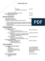 fall 2014 working resume weebly final