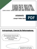 Antropologia en El Siglo Xxi
