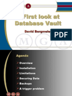 Database Vault 2007