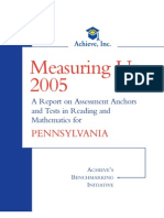 Measuring Up 2005