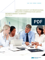 A 2013 OSPE Salary Survey
