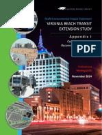 Appendix I - Cultural Resources Reconnaissance Report
