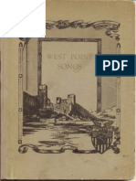 West Point Songbook (1921)