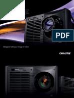 Christie J Series Brochure