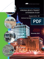 Appendix M - Wetland Identification Technical Report