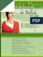 Maria Parado de Bellido (Biografía)