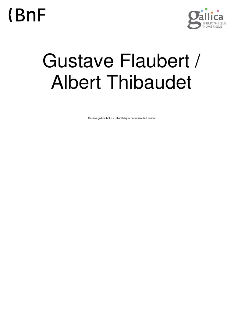 Albert Flaubert Por Thiabudet Flaubert Albert Thiabudet Por Por Albert Flaubert Flaubert Thiabudet 0wnO8kP