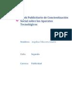 Concientizacion acerca del uso desmedido de la tecnologica