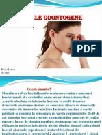 sinuzita odontogena