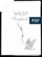 WASP Songbook (1943)