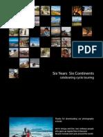 Libro - fotografia -Celebrating Cycle Touring