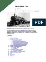 Istoria transportului feroviar.doc