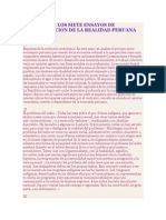 RESUMEN DE LOS SIETE ENSAYOS DE INTERPRETACION DE LA REALIDAD PERUANA.docx