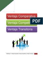 V.comparativa y Competitiva